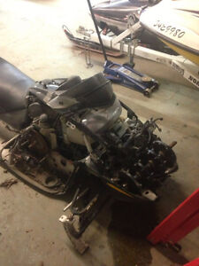 Ski Doo REV Chassis Snowmobile Parts