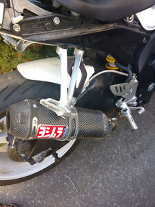 2006 gsxr 600 For parts only