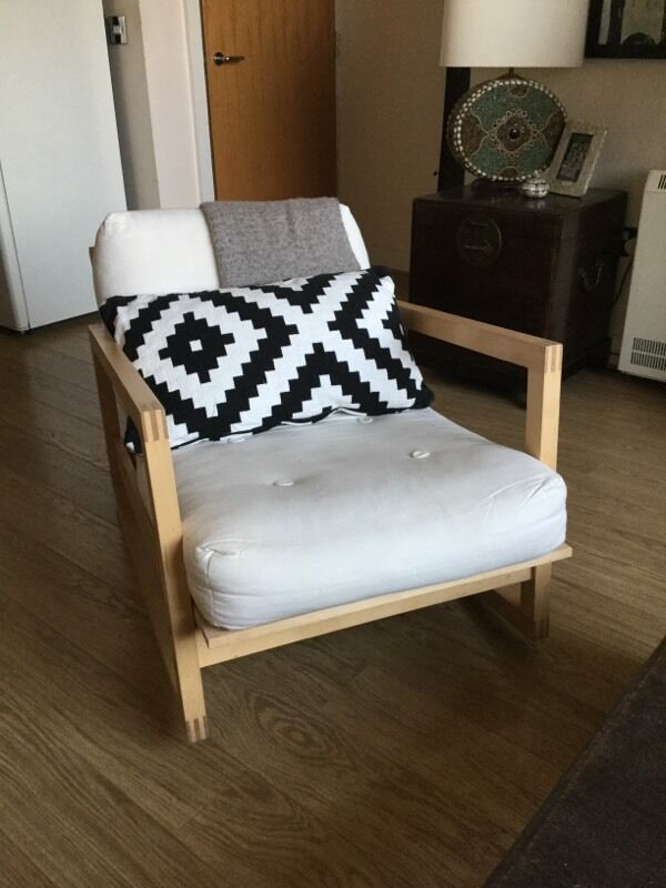Ikea Lillberg Rocking Chair In Edgbaston West Midlands