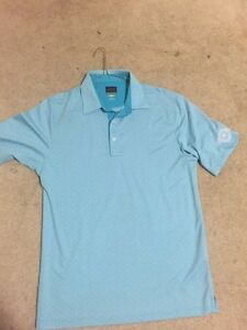 Mens Greg Norman golf shirt medium