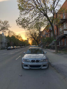 2003 BMW E46 M3