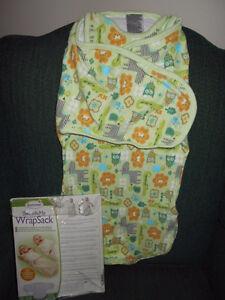 SwaddleMe WrapSack - 14 to 20 lbs.