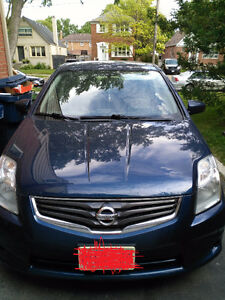 2012NissanSentra Sedan extra 2-yr old winter tires CASH discount