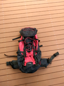 Hiking Bag NEAR NEW (USED ONCE) Riddells Creek Macedon Ranges Preview