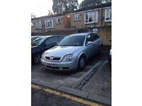 Vauxhall vectra 1.6 diesel 5 door hatchback