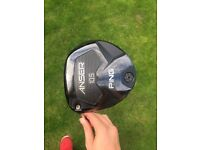 Left Handed Ping Answer 10.5* stiff driver