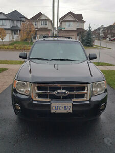 2009 Ford Escape XLT SUV, Crossover Kitchener / Waterloo Kitchener Area image 1