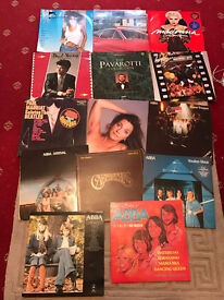 Size 12 lp records 31lp in very good condition sleeve in excellent condition