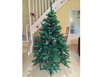 FANTASTIC OFFER - 5ft (152 cm) Traditional Artificial Christmas Tree - M&S