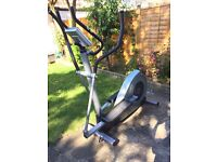 Bremshey orbit pacer cross trainer gym exercise machine