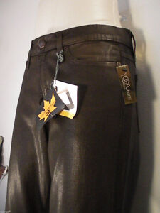 Second Yoga Jeans Sky Rise Slim Flare Brown NEW sizes 29 and 30 West Island Greater Montréal image 5