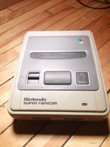 super Famicom console only