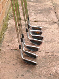 Howson Set Of Irons - 4 to PW