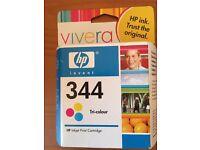 HP 344 Tri-colour Inkjet print cartridge - unused and box still sealed