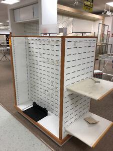 Shelving Unit - Former Retail Shelving