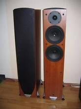 Jamo E850 Floorstanding Speakers (Pair) - Cherry Hallam Casey Area Preview