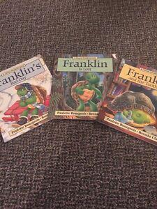 Franklin books like new