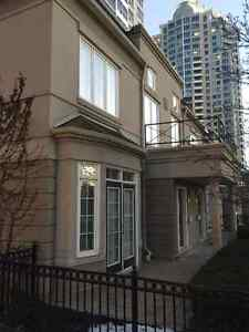 Townhouse Bayview and Sheppard