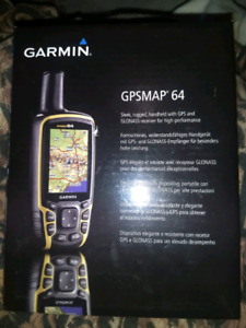 Garmin Gps Map 64 for sale.