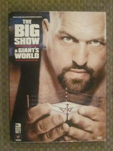 WWE The Big Show A Giant's World