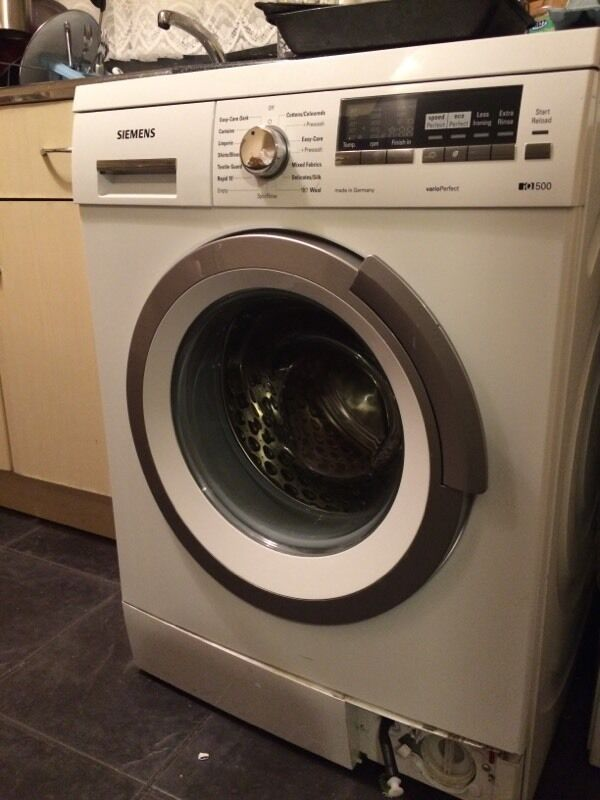 Free Siemens Varioperfect Washing Iq500 Spares Or Repairs In
