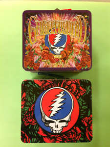 Grateful Dead Lunch Boxes