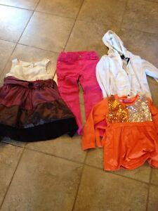Girl size 4 clothes