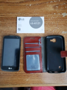 LG-K121 Cell Phone For Sale!