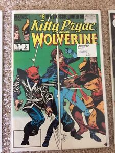 Kitty Pryde and Wolverine - 2 to 6 in 6 issue limited series London Ontario image 5