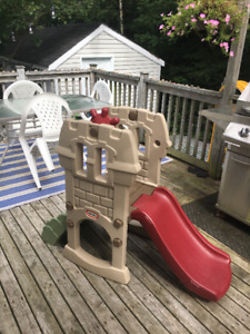 Little Tikes Toddler Pirate Slide Play Structure