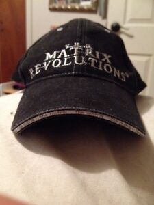 Matrix revolutions collectable hat