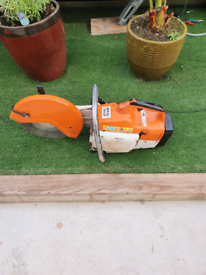Stihl TS400 Petrol cut off concrete saw