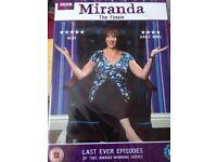 Miranda the final DVD new