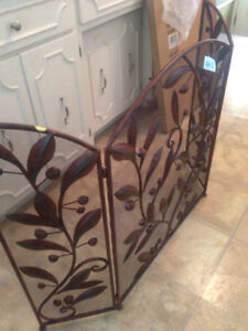 Aspire Fireplace Screen or Room Divider