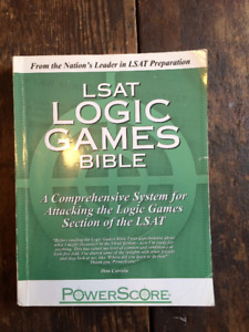 LSAT Logic Reasoning and Logic Games Bibles, 10 Preptests