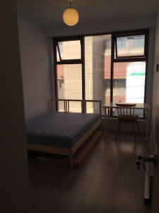 Downtown Furnished (Private) bedroom available September 1.