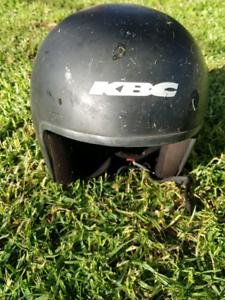 Motorcycle Helmet - Open face