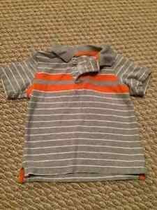 Two Size 4 Boys Shirts