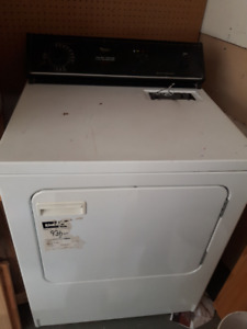 Dryer in  working order
