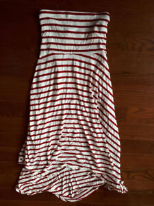 Bag of Maternity Clothes: 16 items - S/M