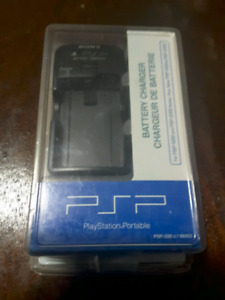 PSP battery charger