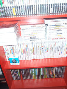 350 nintendo wii and nintendo gamecube games and systems