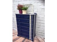 Bespoke Large Chest of Drawers #Annie Sloan