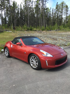 2013 Nissan 370Z Touring Convertible