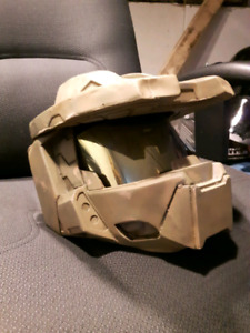Halo Master Chief Helmet - Project