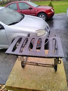 KRAUSER BMW SUPORT RACK MADE IN WEST GERMANY HONDA GOLDWING Windsor Region Ontario image 2