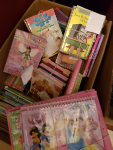 Kids books - various prices as marked