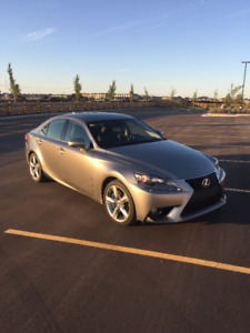 2014 Lexus IS 350 AWD with Executive Package