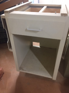 FOR SALE:  1 only Cabinet with Single Drawer and Shelf