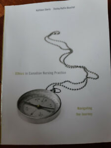 RN/RPN Text Books: Ethics in Canadian Nursing Practice